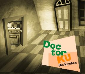 Doctor Ku – the kitchen