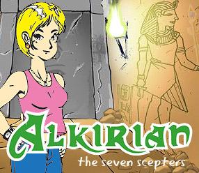 Alkirian – the seven scepters