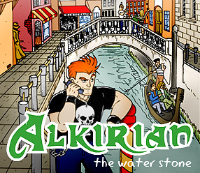 Alkirian 3 - the water stone
