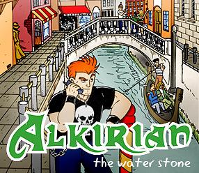 Alkirian 3 – the water stone
