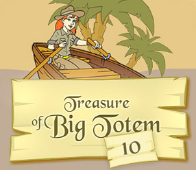 Treasure of Big Totem 10