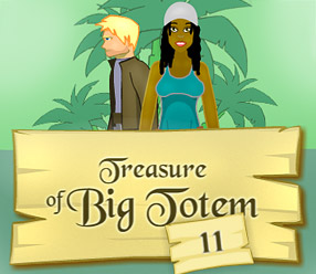 Treasure of Big Totem 11