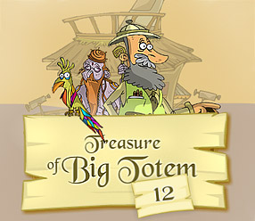 Treasure of Big Totem 12