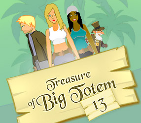 Treasure of Big Totem 13