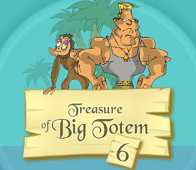 Treasure of Big Totem 6