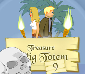 Treasure of Big Totem 9
