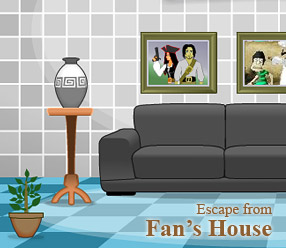 Escape from Fan's House