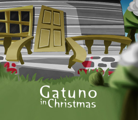 Gatuno in Christmas