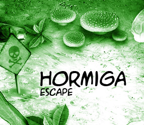 hormiga escape 1