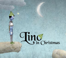 Lino in Christmas