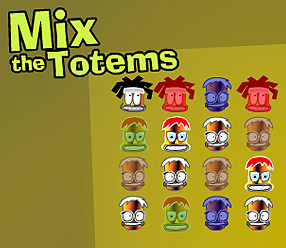 Mix the totems