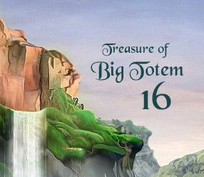 Treasure of Big Totem 16