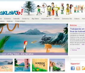 Nuevo sitio web de Esklavos!