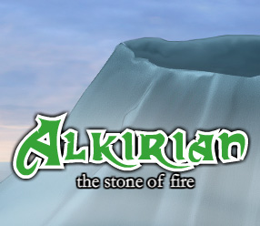 Alkirian – the stone of fire