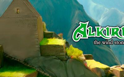 Alkirian – the wind stone