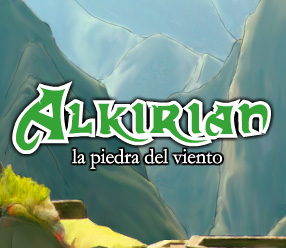 Alkirian - the wind stone