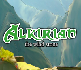 Alkirian – the wind stone