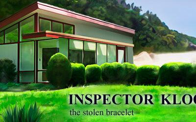 Inspector Kloo 8: the stolen bracelet