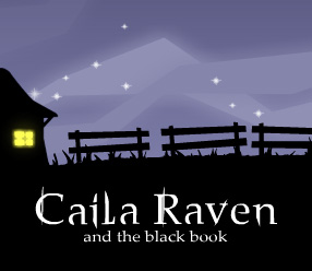 Caila Raven – and the black book