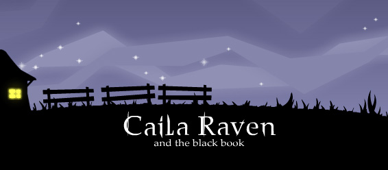 Caila Raven - and the black book