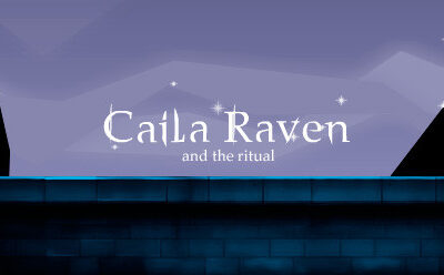 Caila Raven and the ritual