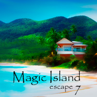 Magic Island Escape 7