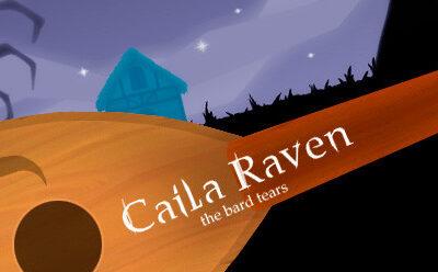 Caila Raven – the bard tears