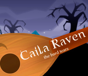 Caila Raven – the bard tears