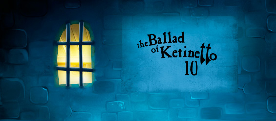 Esklavos: The Ballad of Ketinetto 10