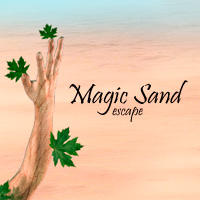 Magic Sand Escape