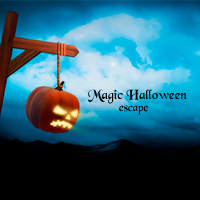 Magic Halloween Escape
