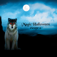 Magic Halloween Escape 2