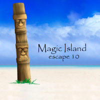 Magic Island Escape 10