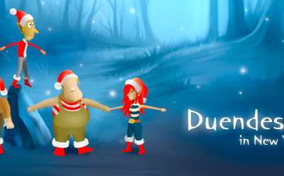 Duendes in New Year