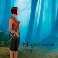Magic Forest Escape 2