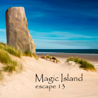 Magic Island Escape 13