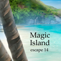 Magic Island Escape 14