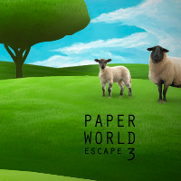 Paper World Escape 3