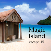 Magic Island Escape 15