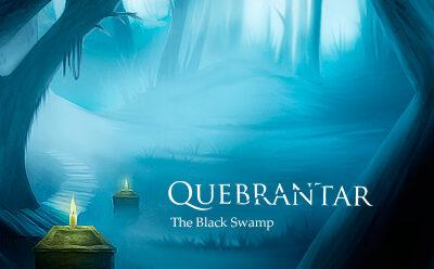 Quebrantar – The Black Swamp