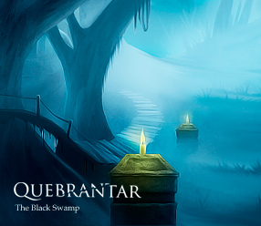 Quebrantar – The Black Swamp