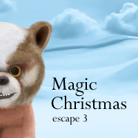 Magic Christmas Escape 3