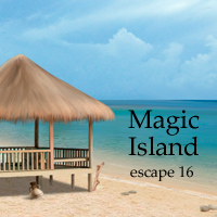 Magic Island Escape 16