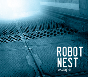 Robot Nest Escape
