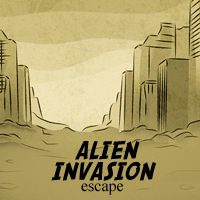 Alien Invasion Escape