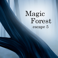 Magic Forest Escape 5