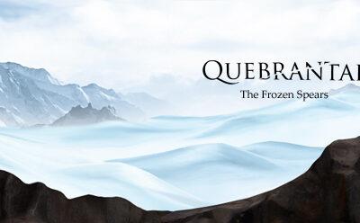 Quebrantar Chapter 3: The Frozen Spears