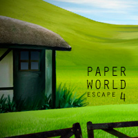 Paper World Escape 4