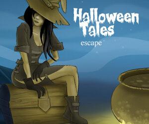 Halloween Tales Escape