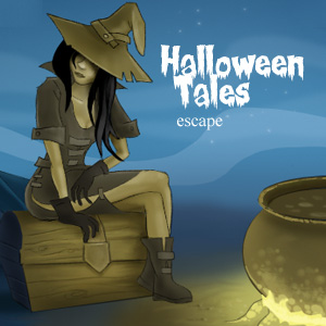 Halloween Tales Escape